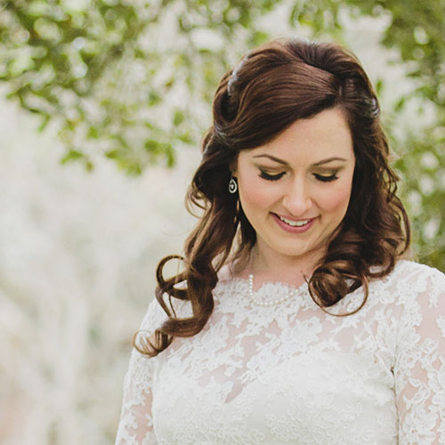 Brides Feature Laura McGarity