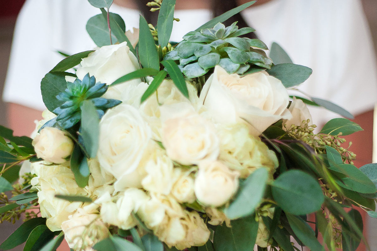 Oceanside Cleaners Brides Katherine Cammack Flowers