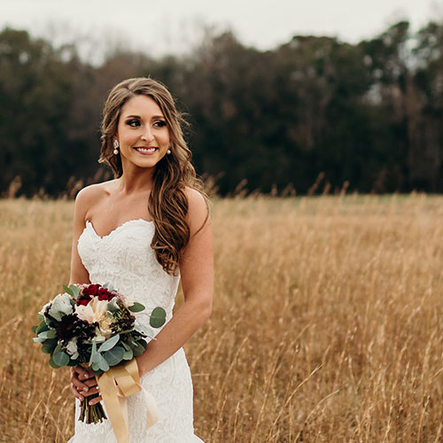 Oceanside Cleaners Brides Feature Logan
