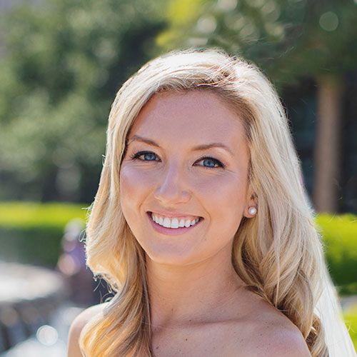 Oceanside Cleaners Brides - Shelby Thomas