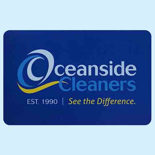 Oceanside Cleaners - Blog Feature - Gift Card