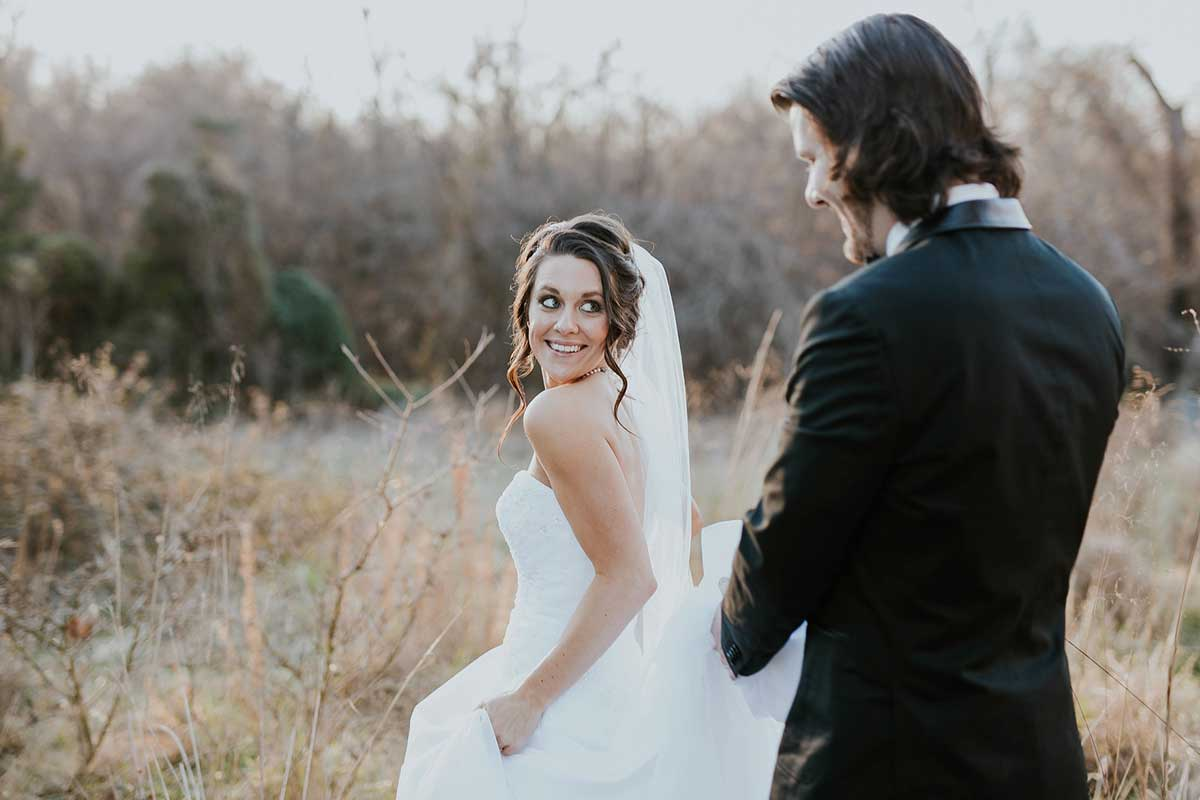 Oceanside Cleaners - Blog Hero - How To Bustle A Wedding Dress