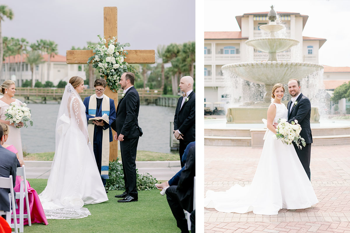 Pictures of Clare's wedding